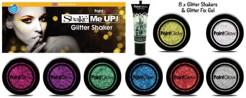 Value Glitter Shaker Set